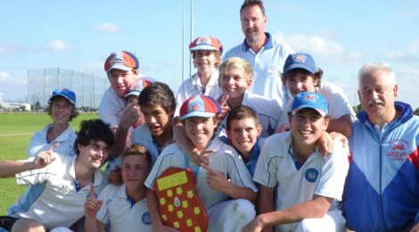 Junior Finals - 16A's & 14E's Win