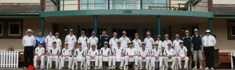 Annual Bradman Match Report
