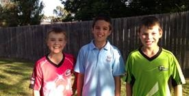 SSJCA U/10 Development Squad Selected