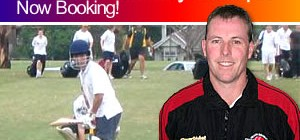 Shaun Brown Coaching Clinics