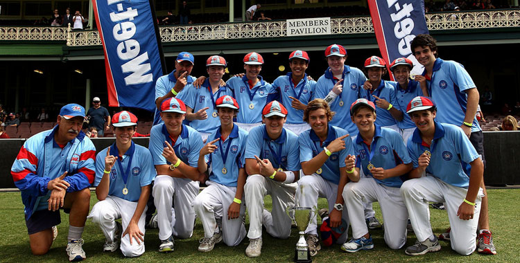Weet-Bix Twenty20 Cup State Champions