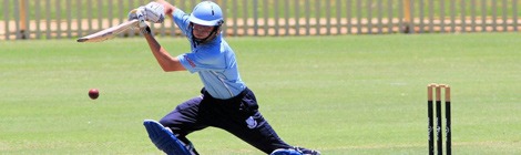 Ben Dwarshuis Rookie Contract with the NSW SpeedBlitz Blues