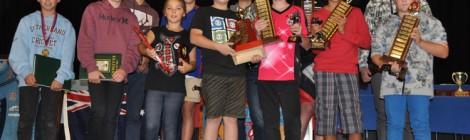 2013/14 Major Award Winners