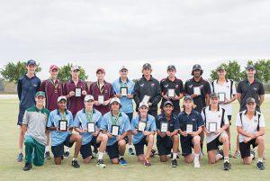 Aust Under 16 squad WEB 3-4-17