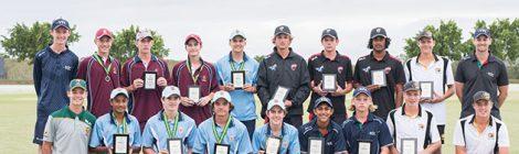 Brad Simpson Named in U16 Australia Squad