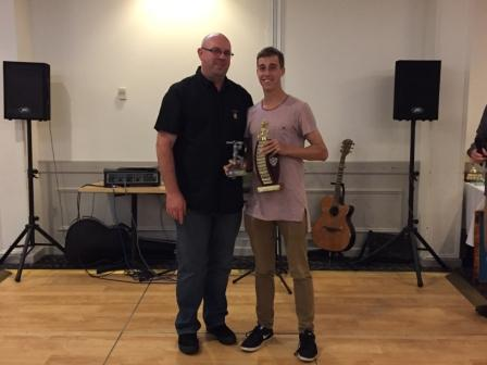 Senior Batting Performance award
